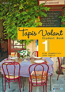 TAPIS VOLANT 1 STUDENT BOOK 3rd Ed BNew French Teacher Resources textbook