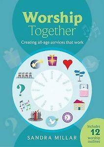 Millar-Worship Together  BOOK NEW
