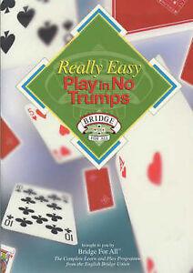 Really Easy Play in No Trumps (Really Easy Bridge), Landy, Sandra, Very Good Boo