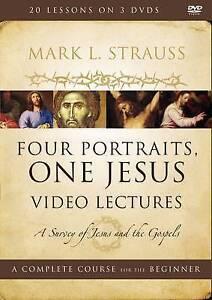 Four Portraits One Jesus  Dvd  DVD NEW