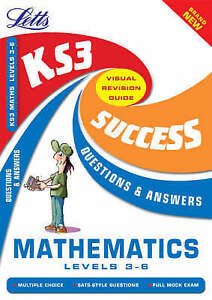 KS3 Maths Q&A Success Guides: Level 3-6: Levels 3-6 (Key Stage 3 Success Guides