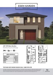 House and land package at Box hill Sydney City Inner Sydney Preview