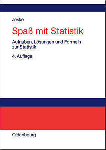 Spass Mit Statistik by Roland Jeske (Paperback / softback, 2003)
