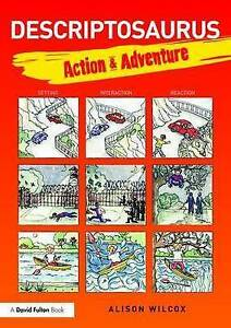 Descriptosaurus-Action-amp-Adventure-Very-Good-Condition-Book-Wilcox-Alison-I