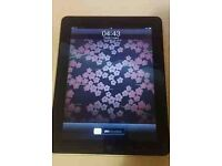 Ipad 1 3 cracks on screen do not affect its function perfect working order swap for android phone