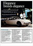 Lotus Elan Brochure