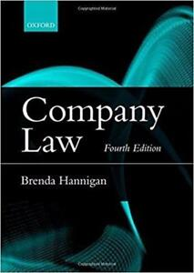 Company Law 4th Edition