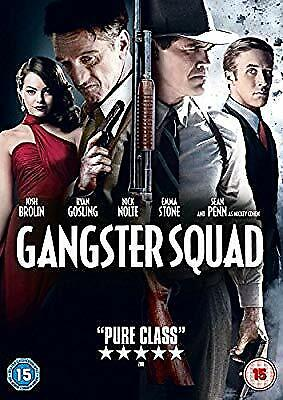 Gangster Squad [DVD], , Used; Very Good DVD