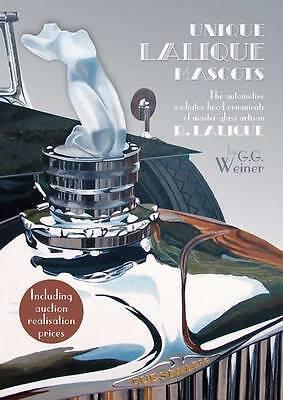 Vol. 1 of Unique Lalique Mascots book