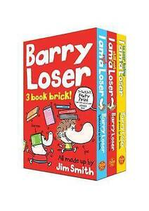 BARRY LOSER ~  3 BOOK BRICK 3 x PB Book JIM SMITH So Over, Still Not & Not NEW