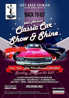 Back to 63 car show n shine