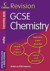 Collins Revision - GCSE Chemistry Higher : OCR B, VARIOUS | Paperback Book | Acc