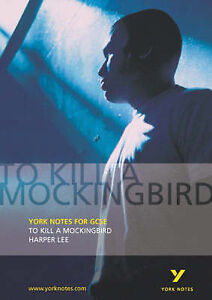 To-Kill-a-Mockingbird-York-Notes-By-Beth-Sims-Harper-Lee-in-Used-but-Good-con
