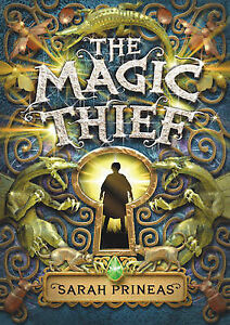 Magic-Thief-By-Sarah-Prineas-in-Used-but-Acceptable-condition