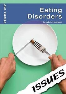 Eating Disorders (Issues Series)-ExLibrary
