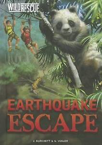 `Burchett, J./ Vogler, S./ ...-Earthquake Escape  BOOK NEW
