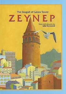 NEW Zeynep: The Seagull of Galata Tower by Julia Townsend