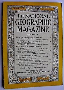 National geographic. Open to offers Jan 53 to the 2000s