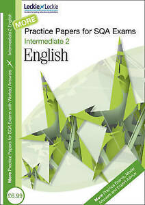 Credit Maths Practice Papers: Second Volume (Practice Papers for SQA Exams): 2,