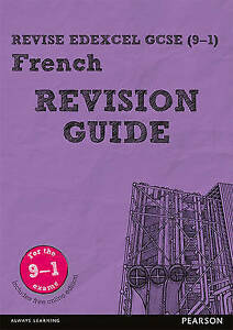 Glover, Stuart-Revise Edexcel Gcse (9-1) French Revision Guide  BOOK NEW