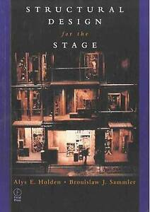 NEW Structural Design for the Stage by Alys Holden
