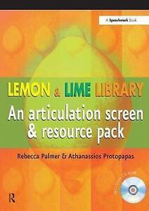 Lemon and Lime Library: An Articulation Screen and Resource Pack by Rebecca
