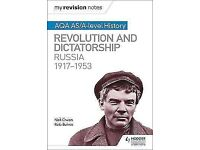 My Revision Notes: AQA AS/A-level History: Revolution and dictatorship: Russia
