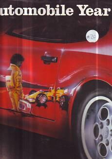 AUTOMOBILE YEAR 1985 /1986 no. 33 Sefton Bankstown Area Preview