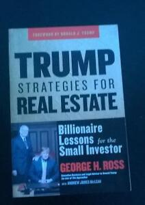 Trump,strategies for real estate (anglais)
