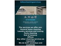 DOMESTIC/HOUSEKEEPING SERVICES AVAILABLE