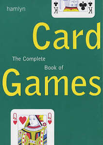"""AS NEW"" The Complete Book of Card Games, George, Hervey, Book"