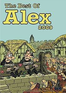The Best of Alex 2009 Taylor Russell F Peattie Charles Very Good Book - Consett, United Kingdom - The Best of Alex 2009 Taylor Russell F Peattie Charles Very Good Book - Consett, United Kingdom