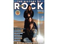 The History Of Rock Music Magazine 1973