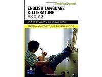 REVISION EXPRESS AS & A2 English Language & Literature