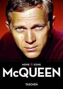 McQueen (Movie Icons)-ExLibrary