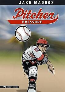 Pitcher Pressure by Maddox, Jake -Hcover