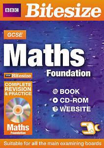 GCSE Bitesize Maths Foundation Complete Revision and Practice (PB) 1406654442