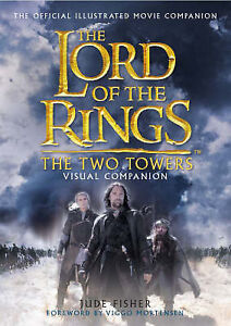 Lord-of-the-Rings-Visual-Companion-Book-Two-Towers-Great-Condition-Hardback