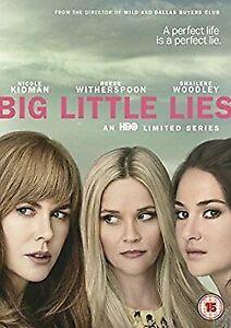 Big Little Lies  , Digital HD + DVD Season 1. FREE SHIPPING!