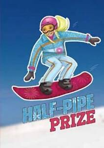 Stevens  Eric-Half Pipe Prize  BOOKH NEW