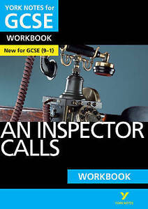 Green, Mary-Inspector Calls: York Notes For Gcse Workbook  BOOK NEW