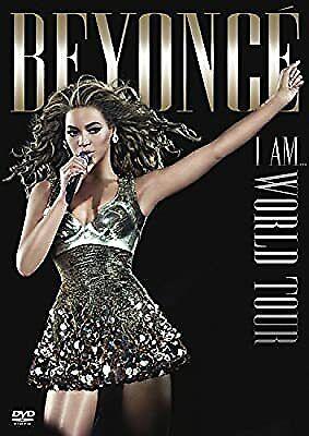 I Am...World Tour [DVD] [2010], Beyonce, Used; Very Good DVD
