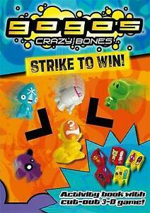 Gogo's Crazy Bones: Strike to Win!, Ladybird, New Book
