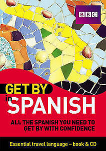 Get By In Spanish Pack by Pearson Education Limited (Mixed media product, 2007)