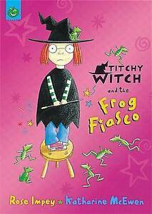 Titchy-Witch and the Frog Fiasco by Rose Impey (Paperback, 2004)