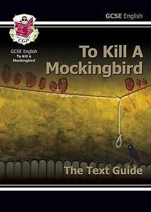 GCSE-English-Text-Guide-To-Kill-a-Mockingbird-by-CGP-Books-Paperback-2007
