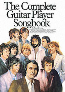 Good, The Complete Guitar Player - Songbook (Book Only) - Sheet Music, , Book