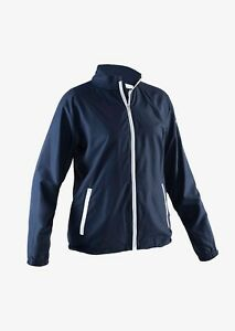 Abacus Ladies Balmore Midnight Blue Wind Jacket Terrey Hills Warringah Area Preview