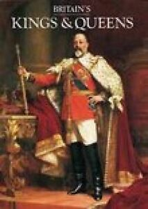 Britains-Kings-and-Queens-Pitkin-Guides-Michael-St-John-Parker-Sir-George-Be