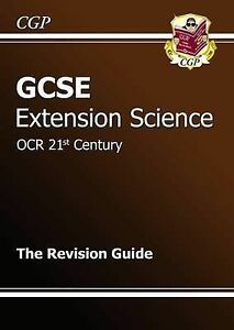 GCSE Extension Science OCR 21st Century Revision Guide-ExLibrary